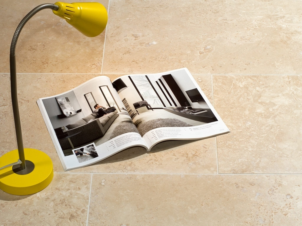 Why choose travertine flooring?