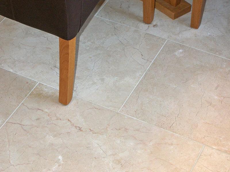 Premium Crema Marfil Marble - Honed