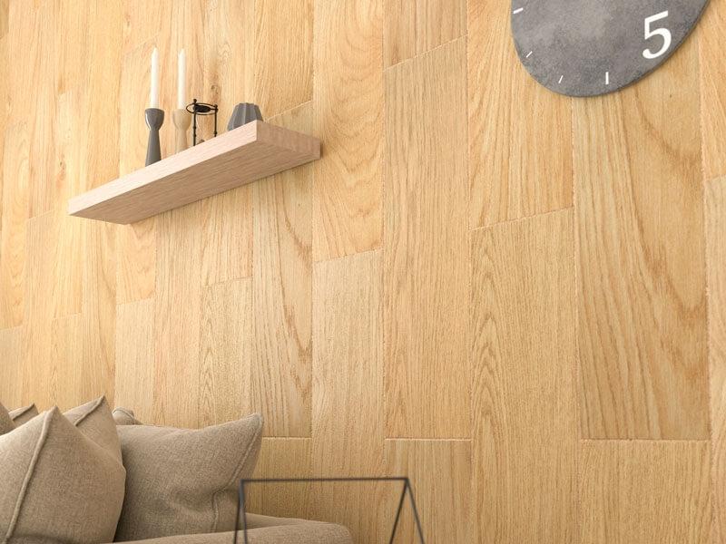 Madrid Beige Wood Effect Matt Porcelain
