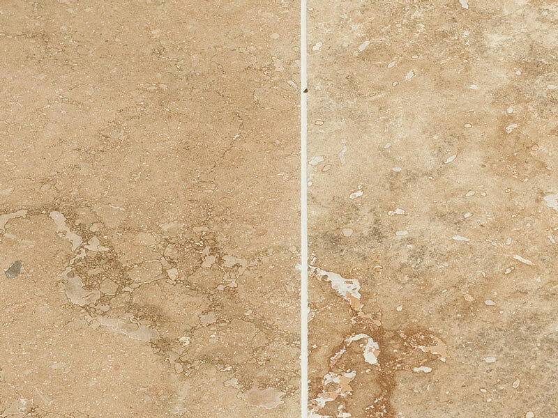 Classic Travertine - Filled & Honed