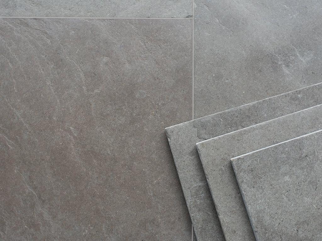 Burgille Grey Limestone - Rustic