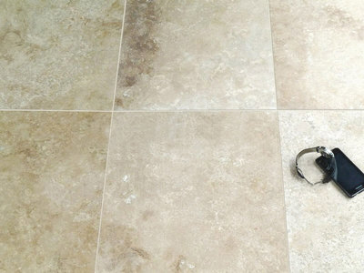 Classic Travertine - Honed & Filled