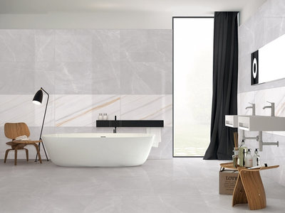 Windsor Grey Matt Rectified Porcelain